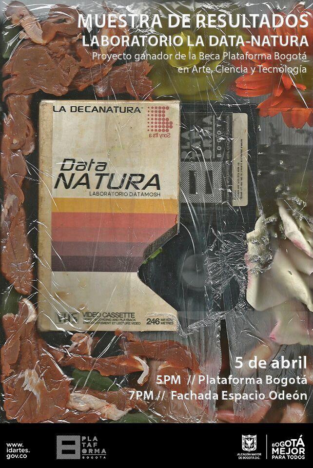 Asista a la muestra de resultados del laboratorio La Data - Natura