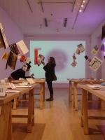 Muestra Laboratorio Plataforma Bogotá - La FUGA