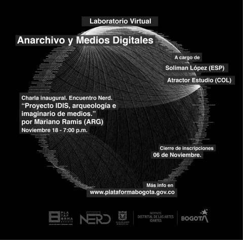 Pieza Laboratorio Virtual Anarchivo y Medios Digitales