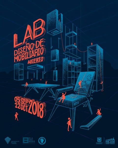 Participe en el Laboratorio de Mobiliario de Plataforma Bogotá