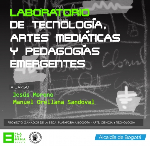 Laboratorio de Tecnología, Artes Mediáticas y Pedagogías Emergentes