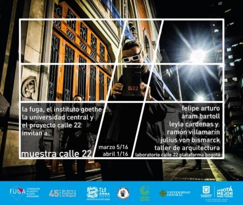 Muestra de resultados Plataforma Bogotá - La FUGA