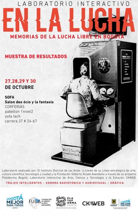 resultados En la Lucha laboratorio Plataforma Bogotá
