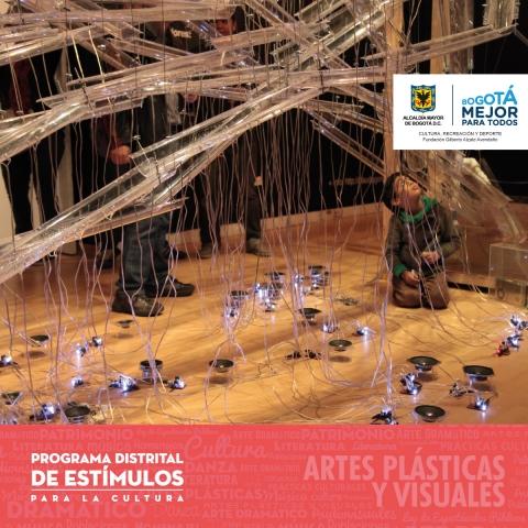 Listado de concursantes inscritos y habilitados: Beca Nacional para Laboratorios de Arte, Ciencia y Tecnología en Plataforma Bogotá