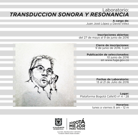 Transducción Sonora y Resonancia